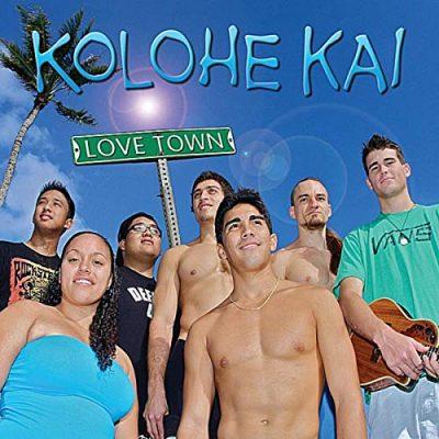 Kolohe Kai - Lover Town Album Cover