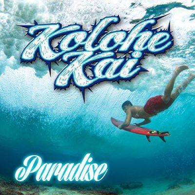 Kolohe Kai - Paradise Album Cover