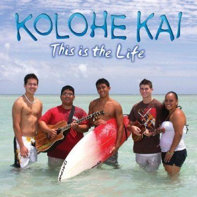 Kolohe Kai - This Is the Life Album Cover